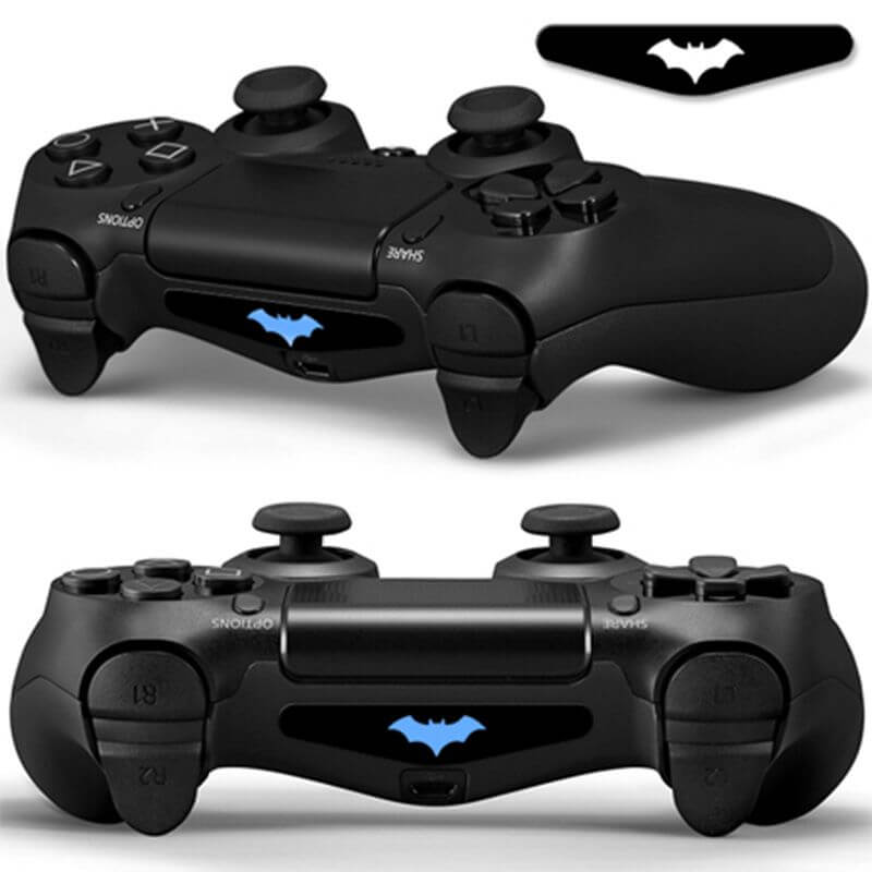 Batman Dark PS4 Lightbar Sticker