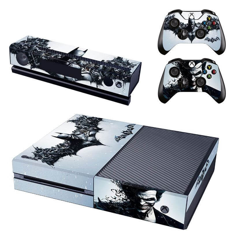 Batman Grey Xbox ONE sticker