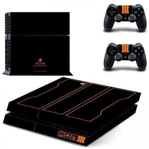 COD Black Ops 3 ps4 sticker