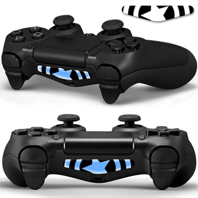 PS4 light bar stickers