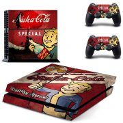 Fallout Nuka Cola ps4 sticker