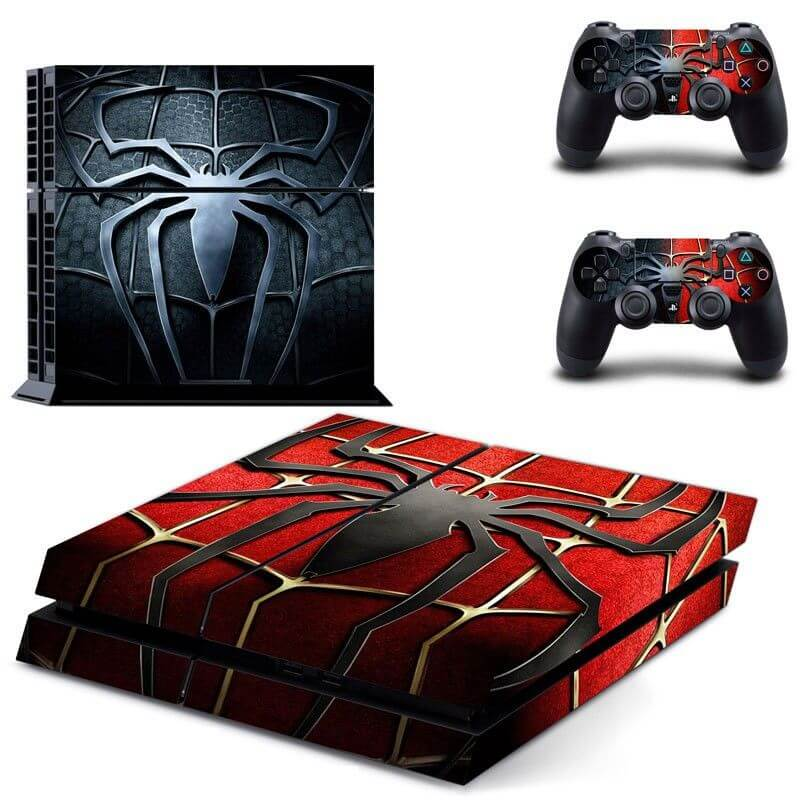 Spiderman PS4 skin