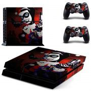 The Joker Comic ps4 sticker v2