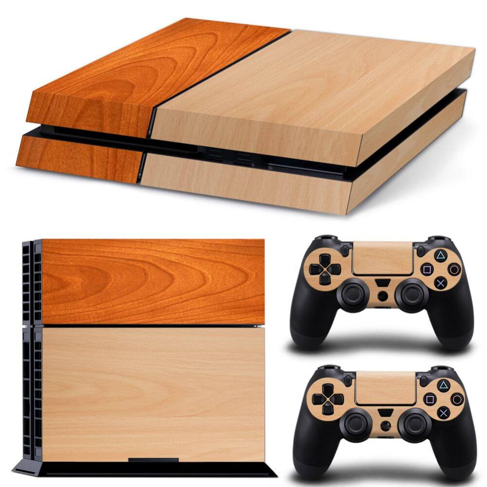 Xbox ONE skins of PS4 stickers kopen