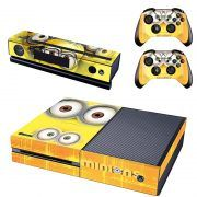 minions Xbox ONE sticker