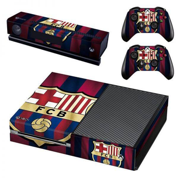 Barcalona Xbox ONE sticker