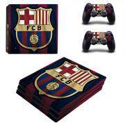 Barcelona PS4 Pro sticker