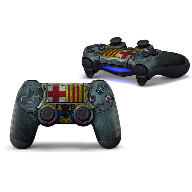 Barcelona V3 PS4 Controller Skin