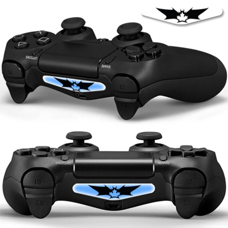 Batman PS4 Lightbar Sticker