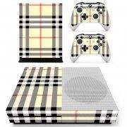 Burberry Xbox ONE S sticker