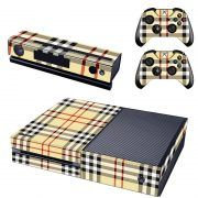 Burberry Xbox ONE sticker