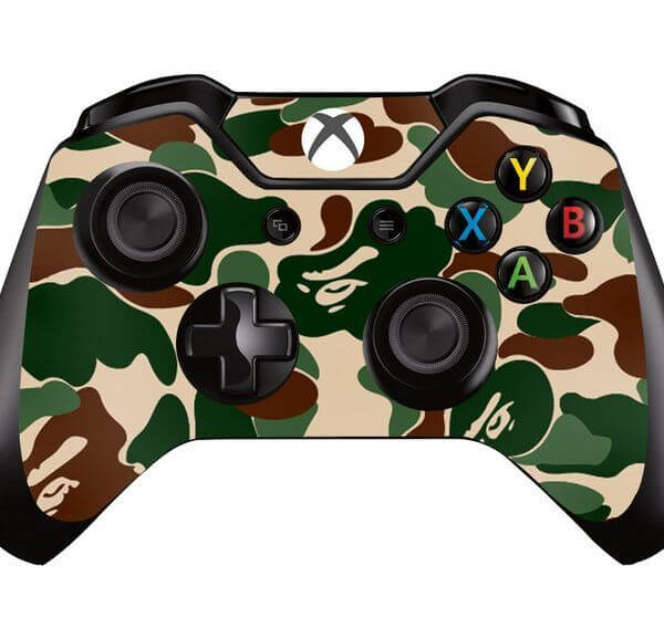 Camo Xbox ONE Controller skin
