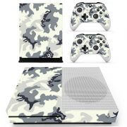 Camo Xbox V2 ONE S sticker