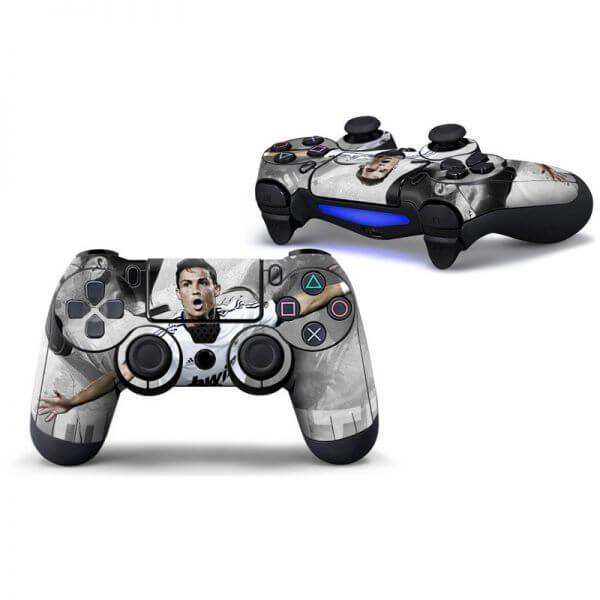 Cristiano Ronaldo PS4 Controller Skin