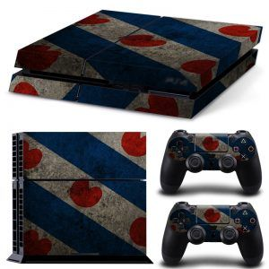 Friesland PS4 skin
