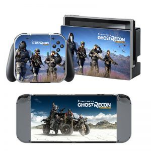 Ghost Recon Wildlands Nintendo Switch Skin