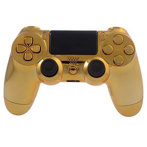 Gouden PS4 Controller Shell