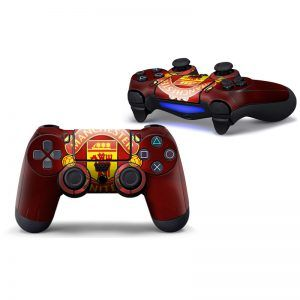 Manchester United PS4 Controller Skin