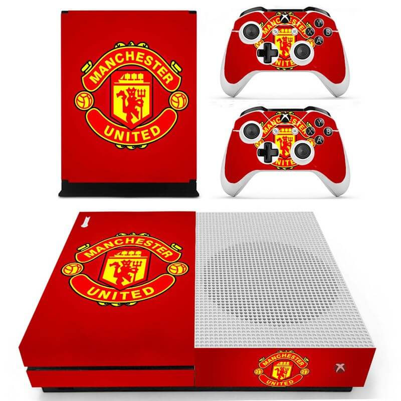 Manchester United Xbox ONE S sticker