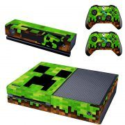 Minecraft Xbox ONE sticker