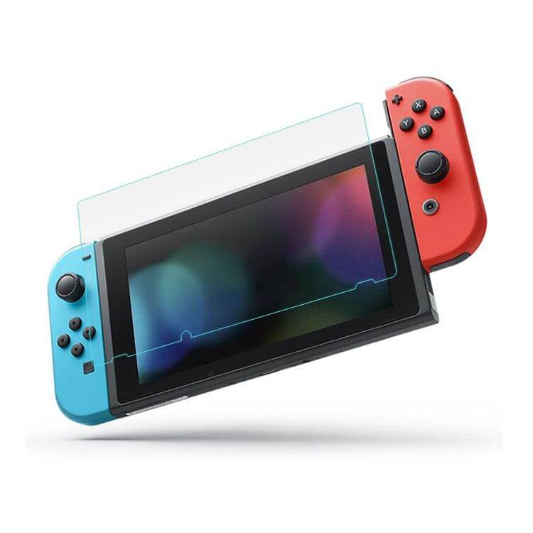 Nintendo Switch Glazen Screenprotector 3