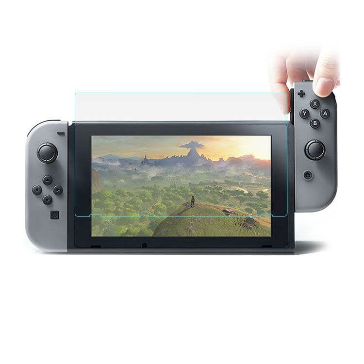 Nintendo Switch Glazen Screenprotector