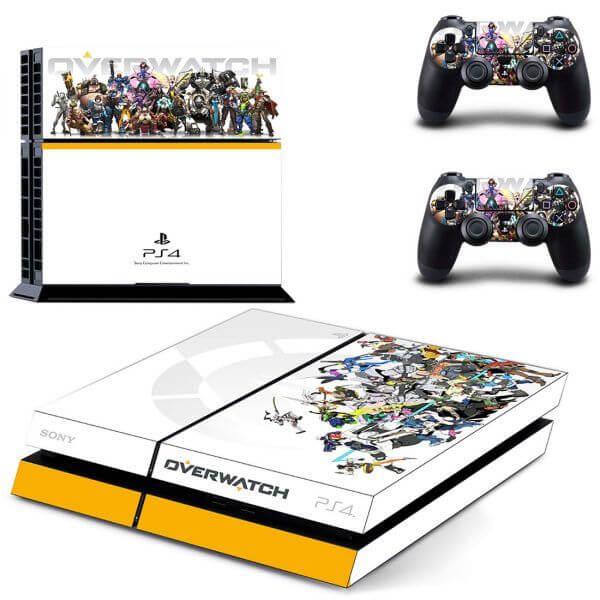 Overwatch PS4 skin