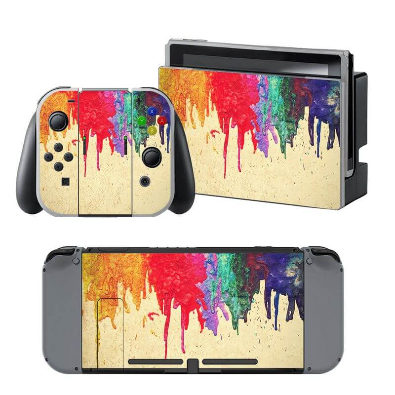 Paint Nintendo Switch Skin