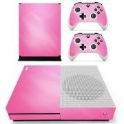 Pink Xbox ONE S sticker
