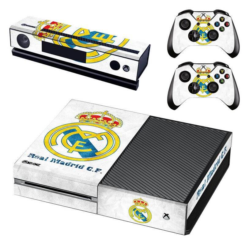 Real Madrid ONE sticker