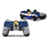Real Madrid PS4 Controller Skin
