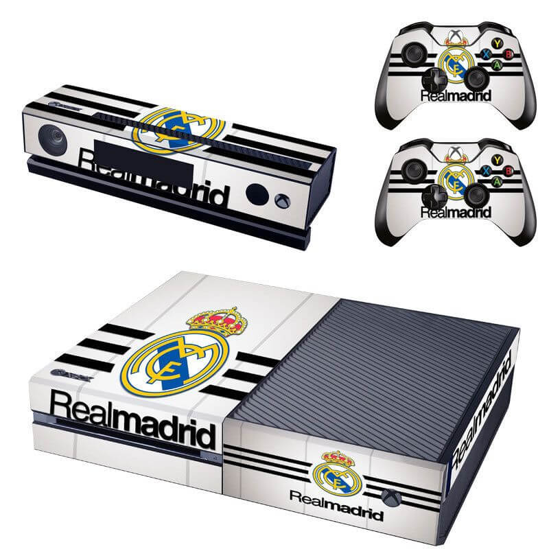 Real Madrid V2 ONE sticker