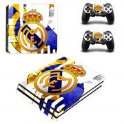 Real Madrid V2 PS4 Pro sticker