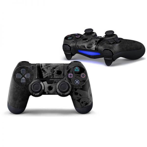 Skulls PS4 Controller Skin