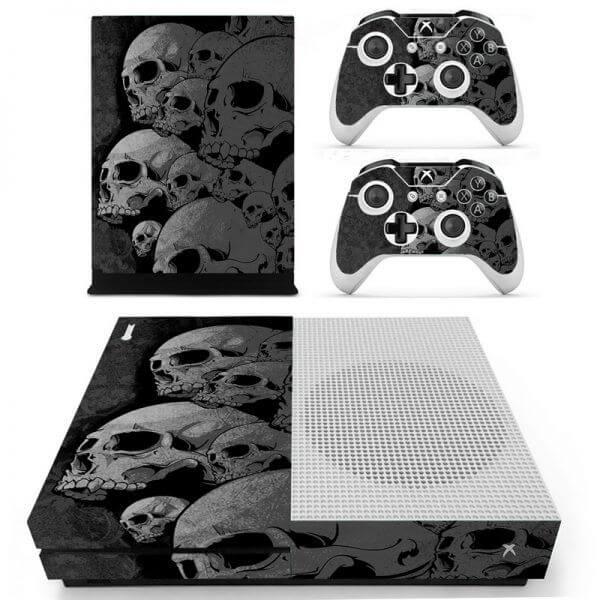 Skulls Xbox ONE S sticker