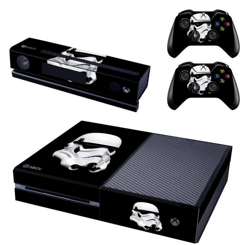 Star Wars Stormtrooper Xbox ONE sticker