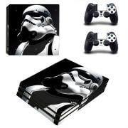 Stormtrooper PS4 Pro sticker