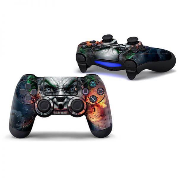 The Joker PS4 Controller Skin