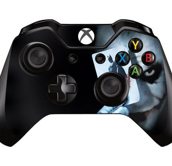 The Joker Xbox ONE Controller Skin