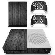 Wood V2 Xbox ONE S sticker