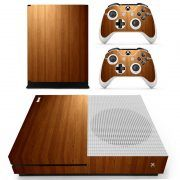 Wood V3 Xbox ONE S sticker