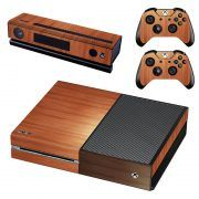 Wood Xbox ONE sticker