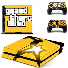 Grand of the auto (GTA 5) PS4 Skin