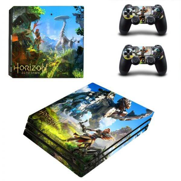 Horizon Zero Dawn PS4 Pro skin