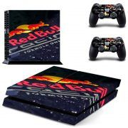 Red Bull Max Verstappen PS4 Skin