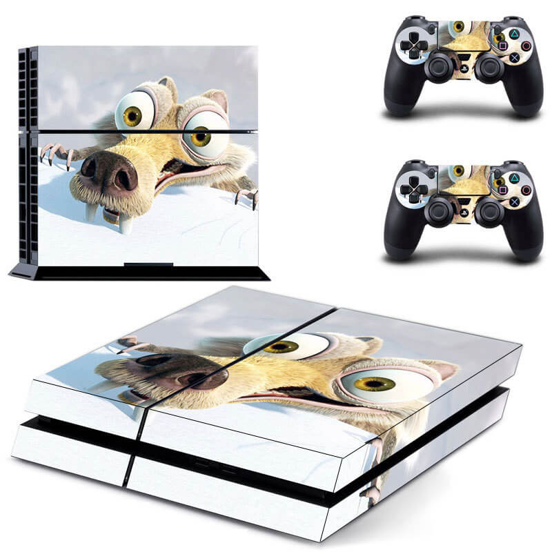 Ice Age PS4 Skin