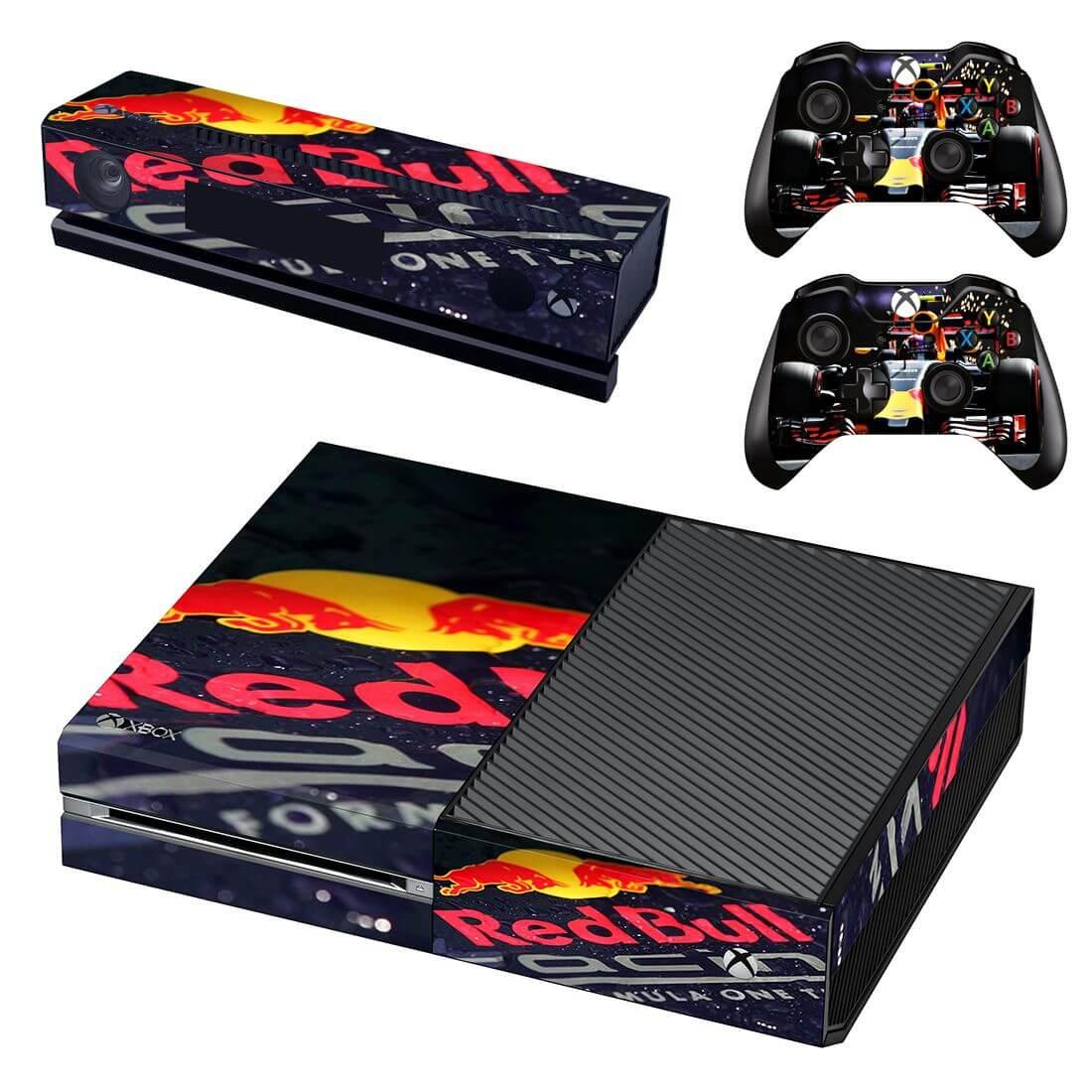 Red Bull Max Verstappen Xbox ONE skin