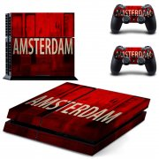 Amsterdam PS4 skin
