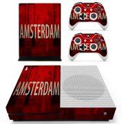 Amsterdam Xbox One S skin