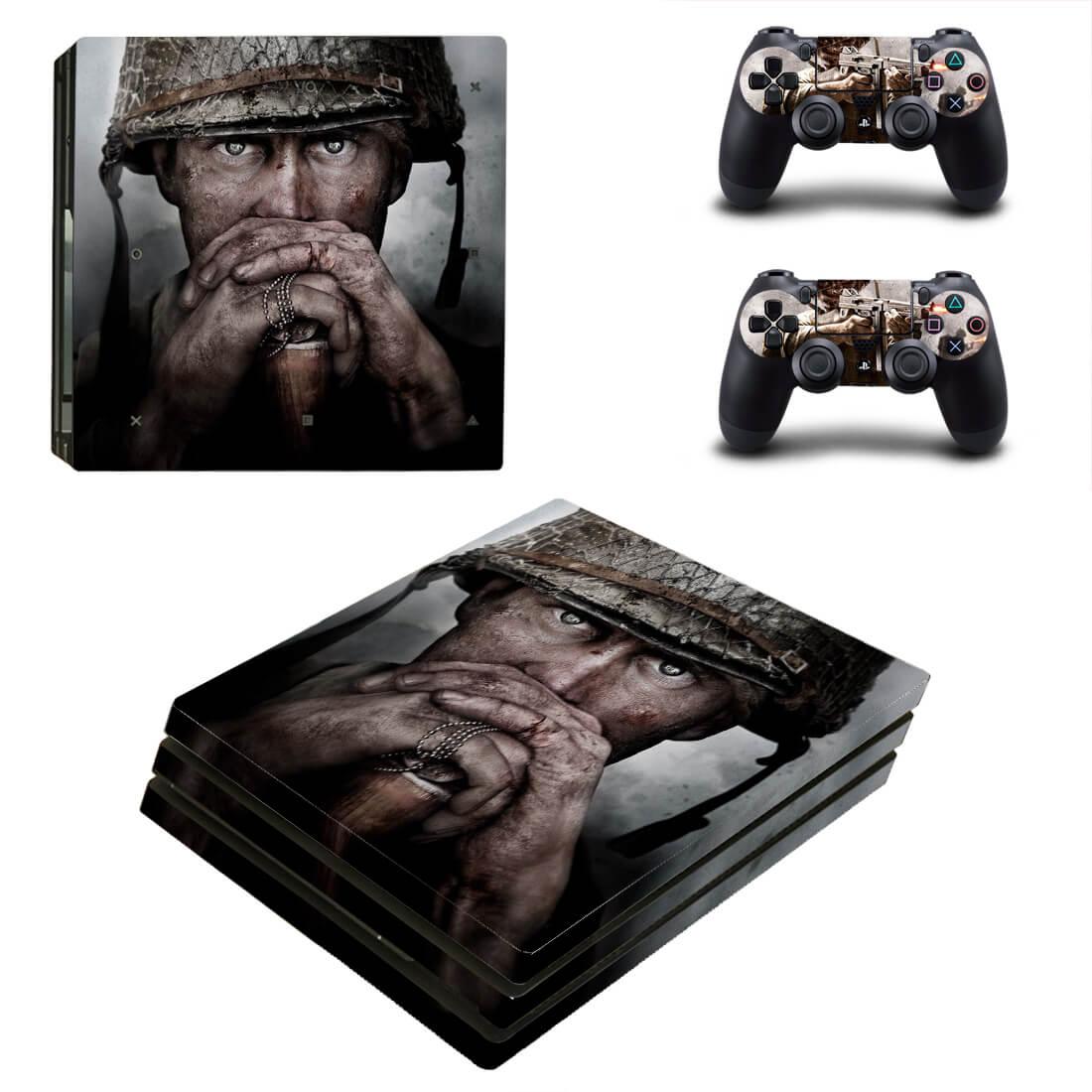 COD WW2 PS4 Pro skin
